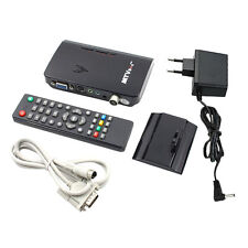 HD TV Box analog TV tuner box CRT computer monitor TV digital program receiver