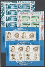 Russia 1991 11 Miniature Sheets, MNH**OG
