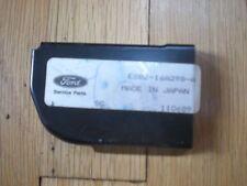 NOS 1988 89 FORD FESTIVA FRONT FENDER APRON LOWER PLATE RH