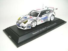 Porsche 911 GT3 RSR, No77 2nd. GT Class LeMans 2004