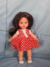 bambola mini Furga Lulu' vintage