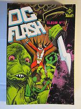 DC FLASH Album N° 3  ( N° 5 + 6 )   TBE