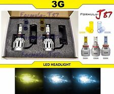 CREE LED KIT 3G 20W PS24W H16 12086 3000K YELLOW FOG LIGHT PLUG PLAY REPLACE