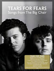 Tears for Fears: Songs From the Big Chair - Box Set - Sealed