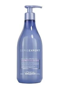Shampoing Blondifier Gloss pour cheveux blonds 500 ml - L'Oréal Professionnel