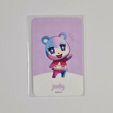 PREORDER NFC Karte Animal Crossing Misuzu / Judy 430 Switch / Switch Lite