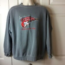 Authentic Pigment Alice Cooperstown Cleveland Rock City Usa Sweatshirt Size L