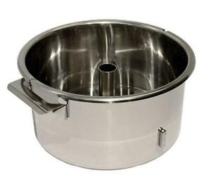 Hallde VCB-32 Stainless Steel Bowl 3L