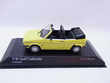LOT 26167 | Minichamps 400055130 VW Golf Cabriolet 1980 Modellauto 1:43 OVP
