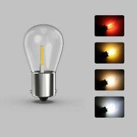 2x 5W Auto LED Bremslicht Rückleuchte Lampe BAY15D 1157/1156 BA15S Birne Licht