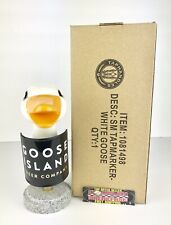 """Goose Island Beer Company Logo Beer Tap Handle 7"""" Tall - Brand New In Box RARE!"""