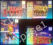 ALL 4 German Glories - Panini Adrenalyn XL Champions League 2013/14
