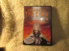 DVD - THE CROW - BRANDON LEE