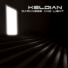 KELDIAN - Darkness And Light [CD New] Pink Floyd, Nightwish,Sonata Arctica STYLE