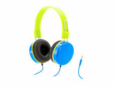 Griffin Blue Crayola MyPhones Volume-limiting Headphones for Kids
