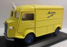 Coches, camiones y furgonetas de automodelismo y aeromodelismo de metal blanco Citroën escala 1:43