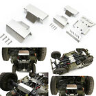 Guard Plate Chassis Armor for FMS 1/6 Willis SCALER Climber Jeep Model Car