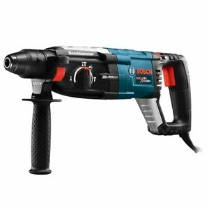 """Bosch GBH2-28L 8.5 Amp 1-1/8"""" SDS-plus Xtreme Max Rotary Hammer - Reconditioned"""