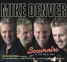 Mike Denver - Souvenirs [CD]