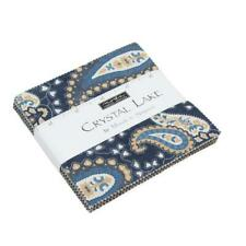 "Moda ~ Crystal Lake ~Charm Pack ~Minick & Simpson (42)  5"" x 5"" ~100% Cotton"