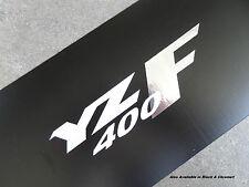 YZ400F Graphics FENDERS DECALS