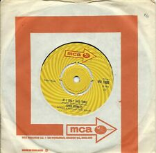John Rowles:If I only had time/Now is the hour:UK MCA:1968