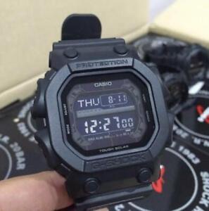 Casio G-Shock Mens Watch GX56BB-1  GX-56BB-1DR Solar Digital Black Free Post
