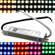 LED Module+Power Supply - 12V - 5730 SMD Chip Warm White Cold Injection 6500K