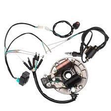 Wire loom Magneto Key Solenoid Coil Regulator CDI 50cc 90cc 125cc Dirt Pit Bike