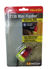 Pelican 2130C Mini-Flasher - Yellow