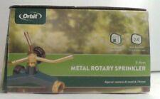 NEW Orbit 58257N Metal 3-Arm Sprinkler