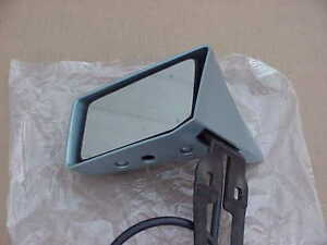 1980 81 82 83 Dodge Chrysler NOS MoPar Left REMOTE MIRROR Cordoba Mirada