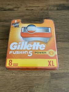 Gillette Fusion 5 Power Blades 8 Pack