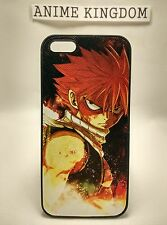 USA Seller Apple iPhone  5C  Anime Phone case Fairy Tail Natsu Dragneel