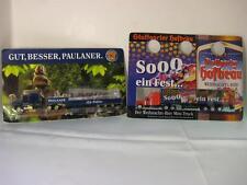 Set of 2 Mini German Beer Trucks in Package
