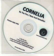 (CQ414) Cornelia, By The Fire - 2010 DJ CD