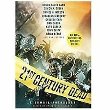 21st Century Dead : A Zombie Anthology by Christopher Golden (2012, CD, Unabridg