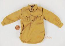 DA132 Dragon 1:6 Toy Figure WW2 German Military Army Shirt Blouse Uniform Suit