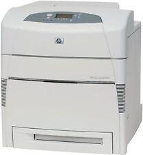 HP Colour LaserJet 5550N 5550 N A3 A4 Network Laser Printer No Toners + Warranty