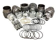 Porsche 911 Low Compression 86mm JE Piston & Biral Cylinder Kit 2.2 & 2.4