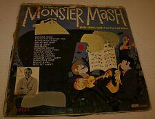 Bobby Pickett And The Crypt-Kickers The Original Monster Mash Lp Halloween Htf