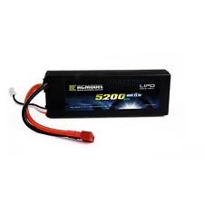 FP 3s High Performance Lipo Battery 11.1V 5200mah 45C 90C hard case