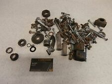 82 Honda ATC200ES ATC200 Big 200 Genuine MISC Parts Bolt Nut Mount Engine Set