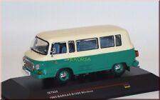 Barkas B1000 Minibus Kleinbus 1965 - grün green vert / beige - IXO IST025 - 1:43