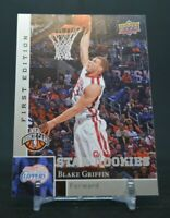 Blake Griffin Upper Deck Rookie FIRST EDITION 2009 Los Angeles Clippers #177 RC
