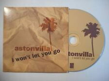 ASTONVILLA : I WON'T LET YOU GO ▓ CD SINGLE PORT GRATUIT ▓