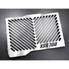 Yamaha XSR 700 16-17 Kühlerabdeckung Wasserkühler Kühlergrill Logo silber