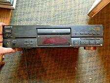 New ListingSony Cdp-X202Es Cd Player High Density Linear Converter No Remote Tested Working