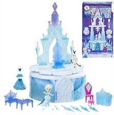 Disney Frozen Little Kingdom Elsa's Magical Rising Castle New Playset Kids Girls