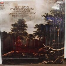 Beethoven Symphones No. One and No. Eight Piere Monteux sw  112616LLE